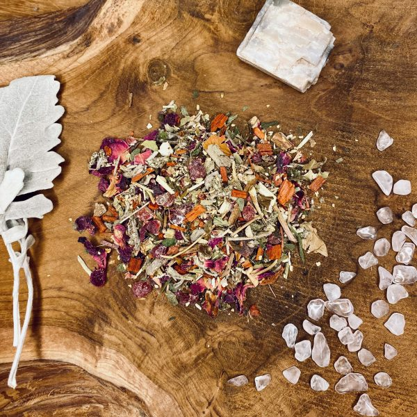 New Moon Incense Blend